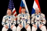 International Space Station Expedition 9 Official Crew Photograph #2